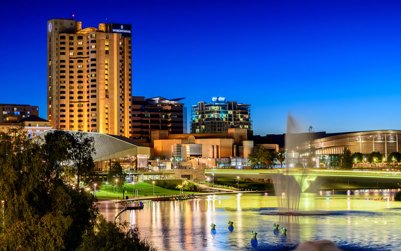 Adelaide Attractions Perth