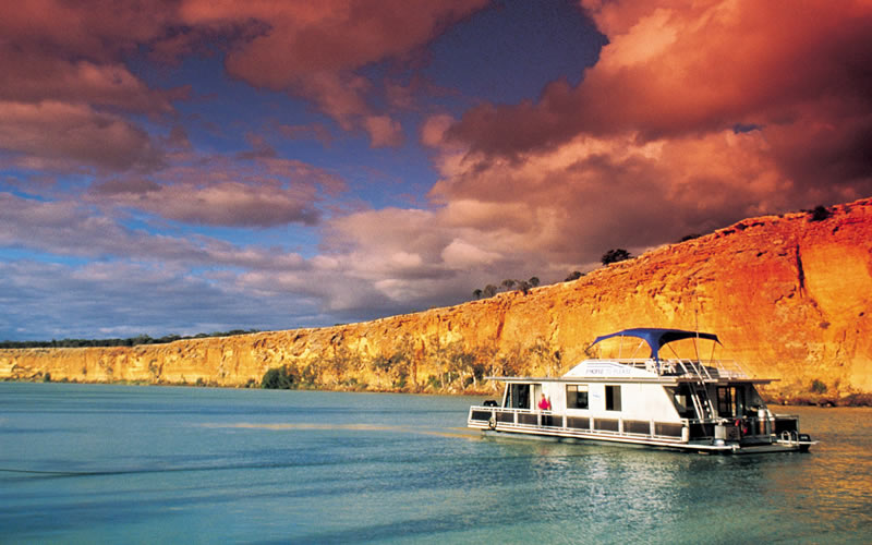 Riverland and Murraylands Attractions Perth