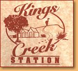 Kings Creek Station - Attractions Perth