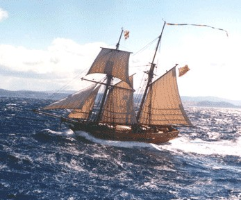 Enterprize - Melbourne's Tall Ship - Attractions Perth