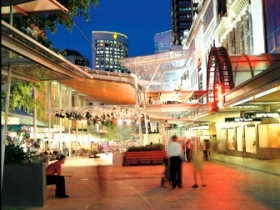 Queen Street Mall - Attractions Perth