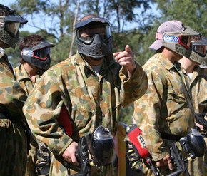 Action Paintball Games - Perth - Attractions Perth