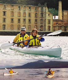 Blackaby's Sea Kayaks and Tours - Attractions Perth