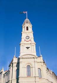 Fremantle Town Hall - Attractions Perth