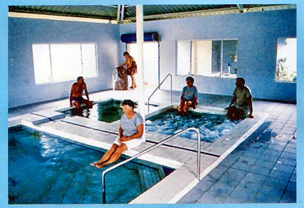 Innot Hot Springs Leisure  Health Park - Attractions Perth