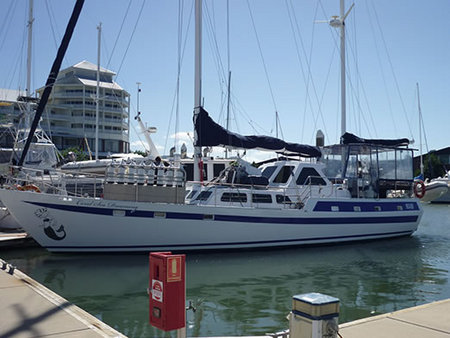 Coral Sea Dreaming Dive and Sail - Attractions Perth