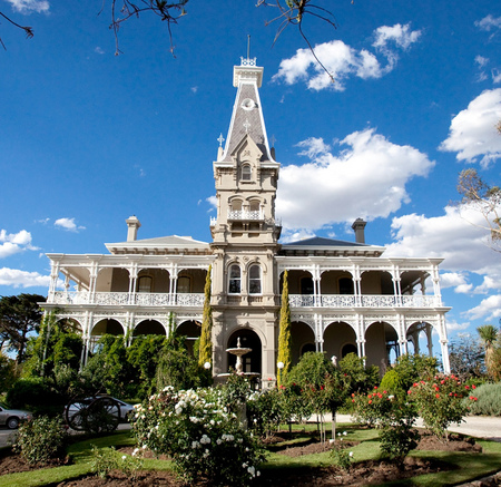 Rupertswood Mansion - Attractions Perth