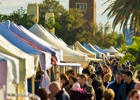 St Kilda Esplanade Market - Attractions Perth