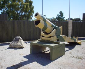 Military Museum Merredin - Attractions Perth