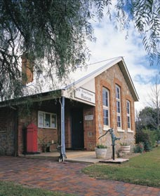 Narrogin Old Courthouse Museum - Attractions Perth