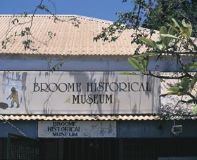 Broome Historical Society Museum - Attractions Perth