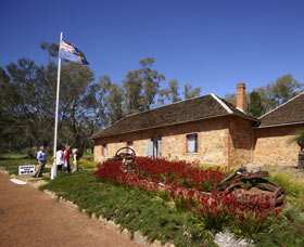 Old Gaol Museum Toodyay - Attractions Perth