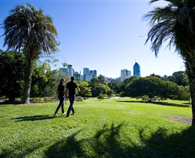 City Botanic Gardens - Attractions Perth