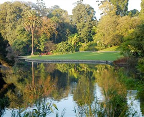 Royal Botanic Gardens Melbourne - Attractions Perth