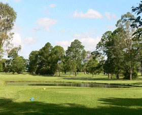 Casino Golf Club - Attractions Perth