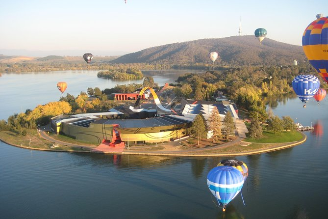 Canberra Hot Air Balloon Flight at Sunrise - Attractions Perth