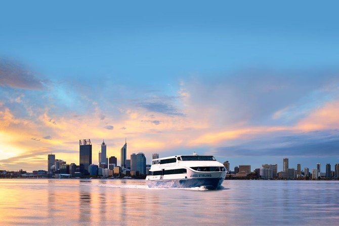 Perth Swan River Dinner Cruise - Attractions Perth