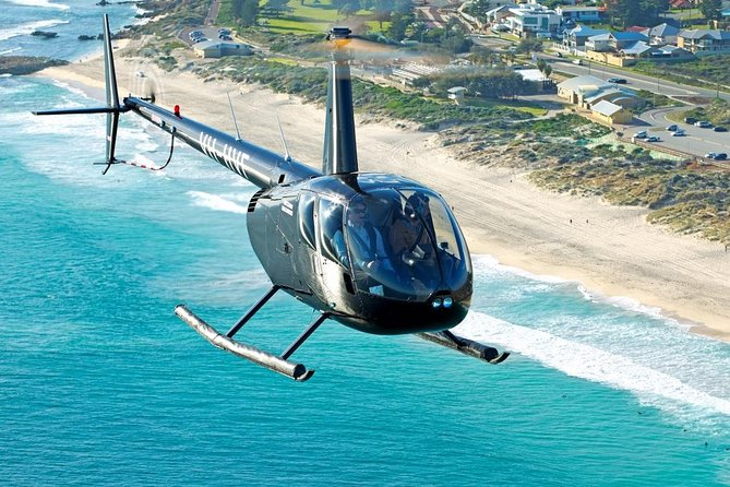 Perth Beaches Helicopter Tour from Hillarys Boat Harbour - Attractions Perth