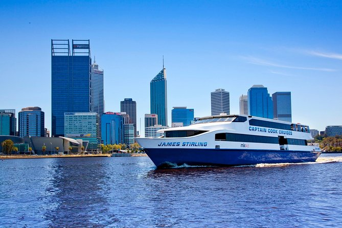 Fremantle Lunch Cruise - Attractions Perth