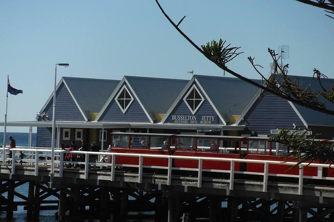 Busselton Jetty Including Train Ride and Underwater Observatory Tour - Attractions Perth