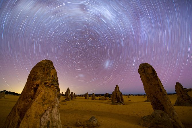 Small Group Pinnacles Sunset Day Tour with Wildlife  Picnic Dinner by Starlight - Attractions Perth