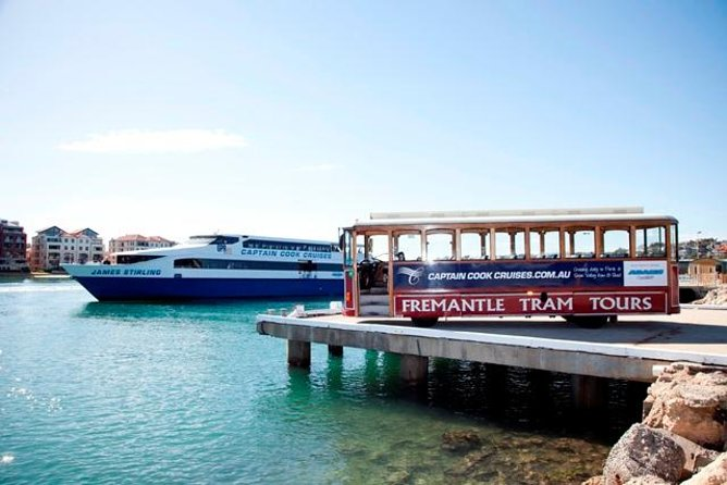 Perth Lunch Cruise including Fremantle Sightseeing Tram Tour - Attractions Perth