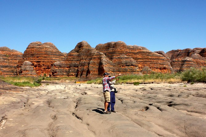 Bungle Bungle Flight Domes  Cathedral Gorge Guided Walk from Kununurra - Attractions Perth