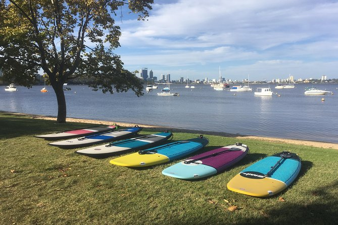 Stand Up Paddle Boarding - 2 Person Lesson - 1 Hour - Attractions Perth