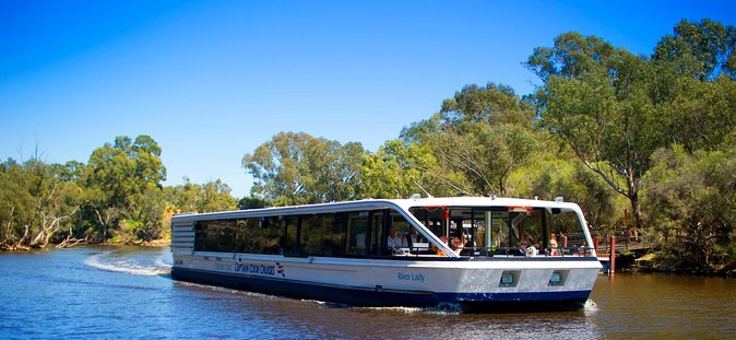 Swan River Cruise to Mandoon Estate Including Lunch at Homestead Brewery - Attractions Perth