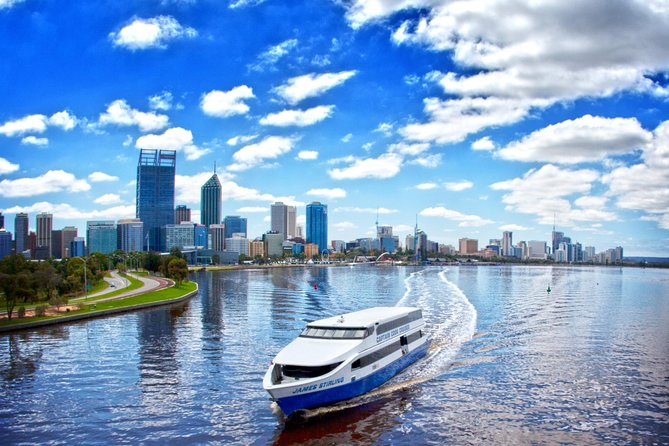 Swan River Scenic Cruise - Attractions Perth