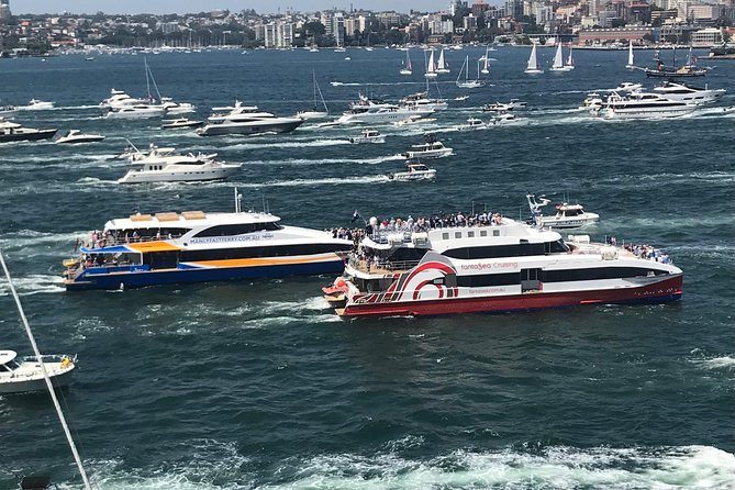 Australia Day Sydney Harbour Cruise - Attractions Perth