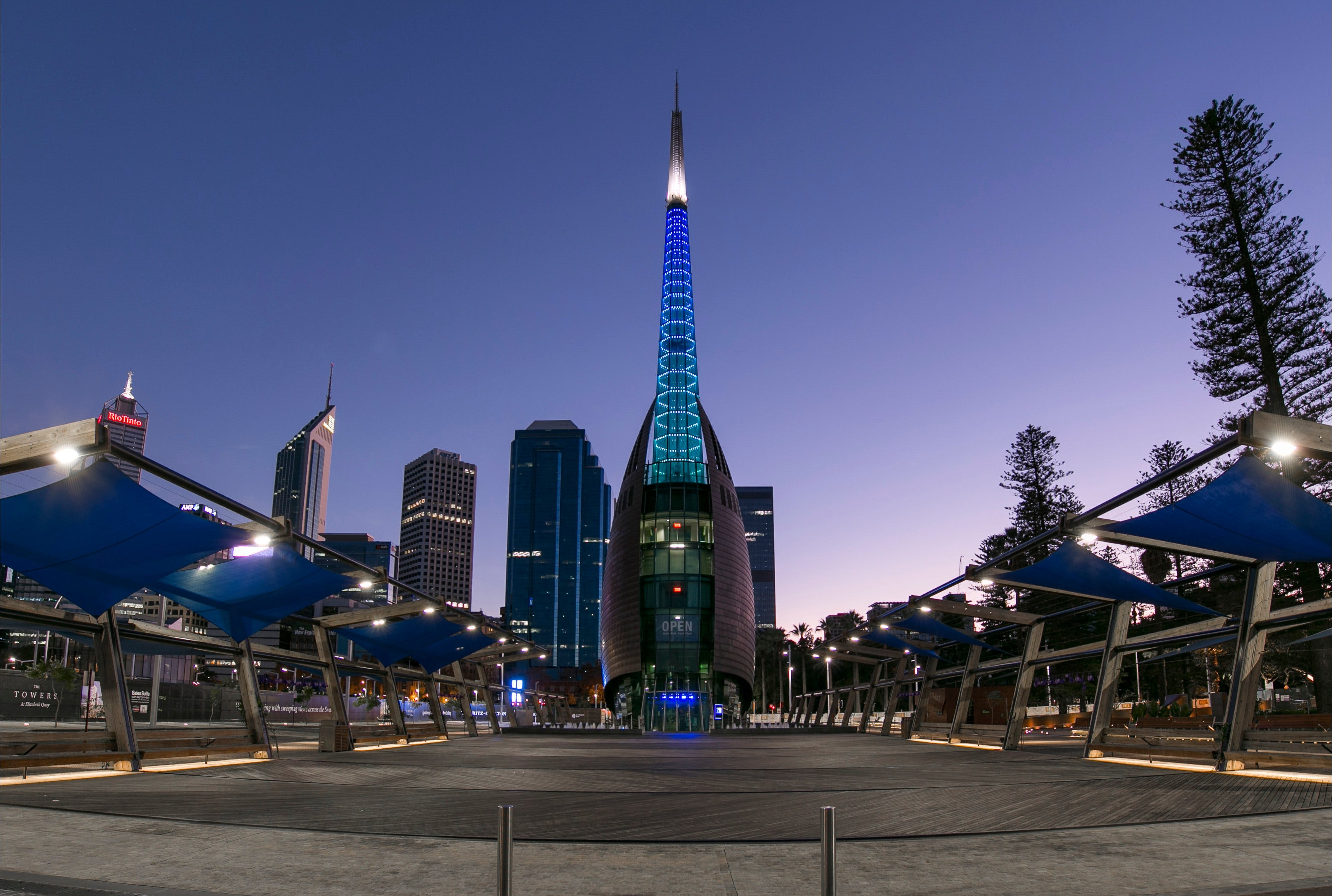 The Bell Tower - Attractions Perth