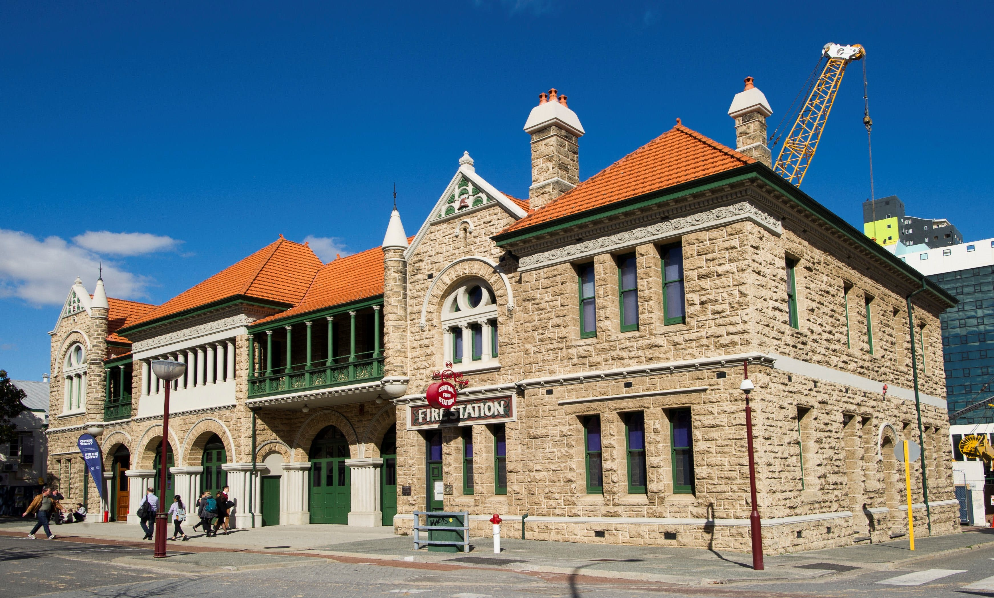 Fire and Emergency Services Education and Heritage Centre - Attractions Perth