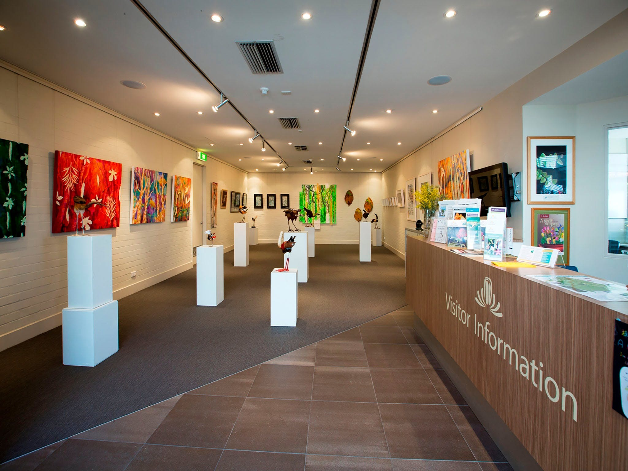 Australian National Botanic Gardens Visitor Centre Gallery - Attractions Perth