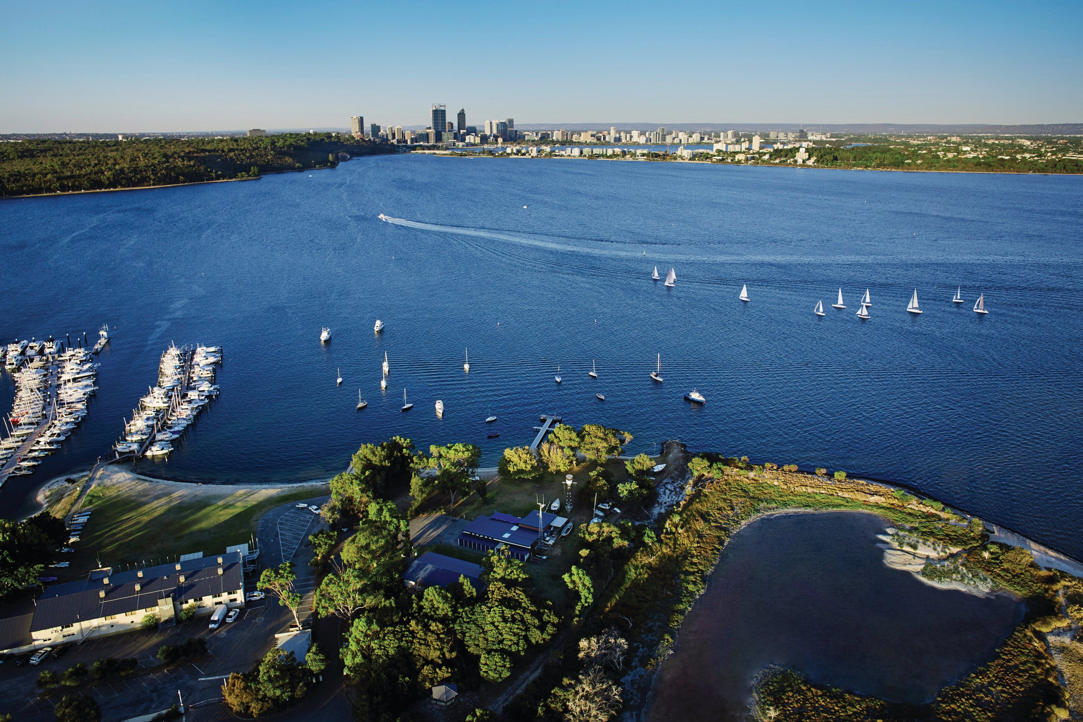 Swan River - Attractions Perth