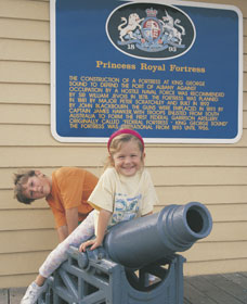 Princess Royal Fortress Military Museum - Attractions Perth