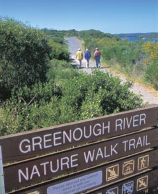 Greenough River Mouth and Devlin Pool - Attractions Perth