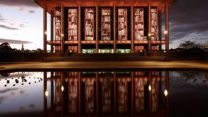 National Library of Australia - Attractions Perth