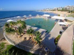 Kings Beach - Beachfront Salt Water Pool - Attractions Perth
