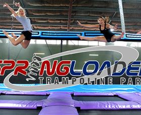 Springloaded Trampoline Park - Attractions Perth